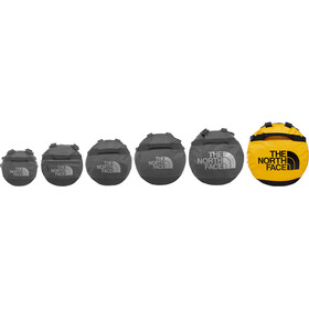 The North Face Base Camp Duffel XXL summit gold/tnf black